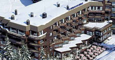 Отель Hotel Byblos Courchevel 4*