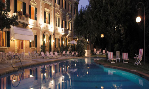 Италия - SPA & wellness - Grand Hotel Bellavista Palace & Golf 5*, Монтекатини Терме